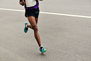 Flat Feet and Running Injuries