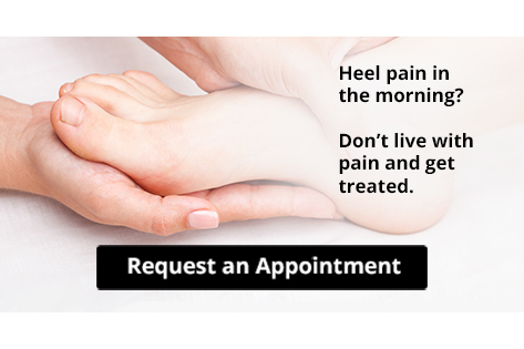 Heel Pain in the Morning?
